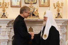 Христианские церкви могут помочь в преодолении мировых кризисов – Патриарх Кирилл