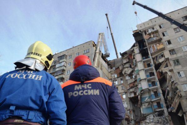 Челябинский спасатель об операции в Магнитогорске: Невозможно действовать быстрее