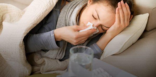 В Роспотребнадзоре сообщили о росте заболеваемости гриппом и ОРВИ