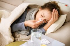 Роспотребнадзор: В Европе растет активность гриппа