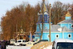 В Волынской области раскольники попытались захватить храм УПЦ, здание опечатала полиция
