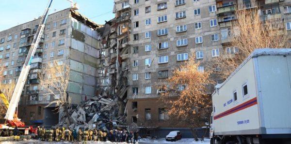 Более 80 тысяч человек выступили за расселение пострадавшего от взрыва дома в Магнитогорске