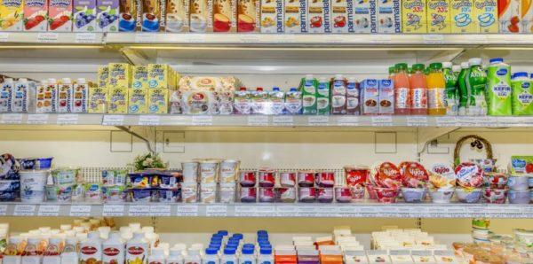 На молочных продуктах с растительными жирами появится специальная маркировка