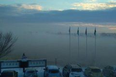 В башкирском Сибае превышен уровень диоксида серы в воздухе, жителям рекомендуют реже выходить из дома