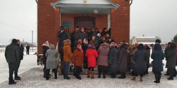 В Житомирской и Волынской областях Украины захватили храмы канонической УПЦ