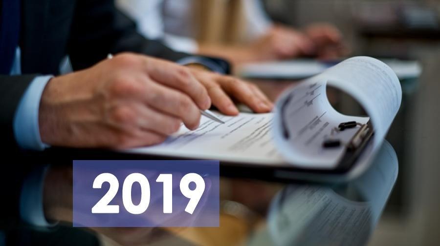 Девять новых законов 2019 года, которые изменят нашу жизнь