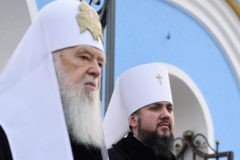 Линия Филарета. Сможет ли «почетный патриарх» подсидеть главу ПЦУ