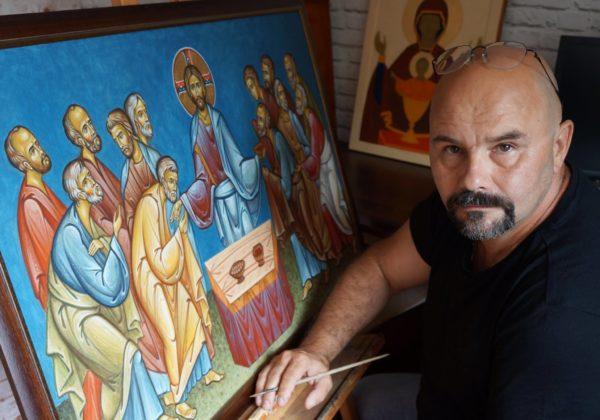 «Если люди не понимают икону – это не трагедия». Почему в России самые интересные иконописцы