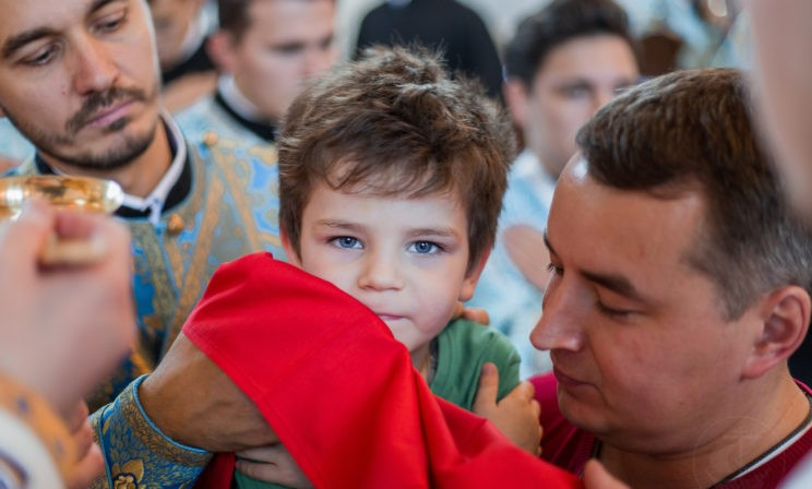 Слезы и сокрушение, хождение в церковь, пост – но это не делает нас причастниками Божественной жизни