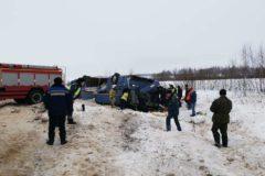 Семь человек погибли в ДТП в Калужской области. Четверо из них – дети