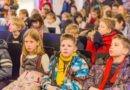 Детей, эвакуированных из московской школы, разместили в монастыре