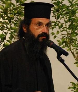 Фотопортрет Священника Спиридона Василиакоса
