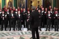 Священник прокомментировал исполнение песни об атомной бомбардировке США в Исаакиевском соборе