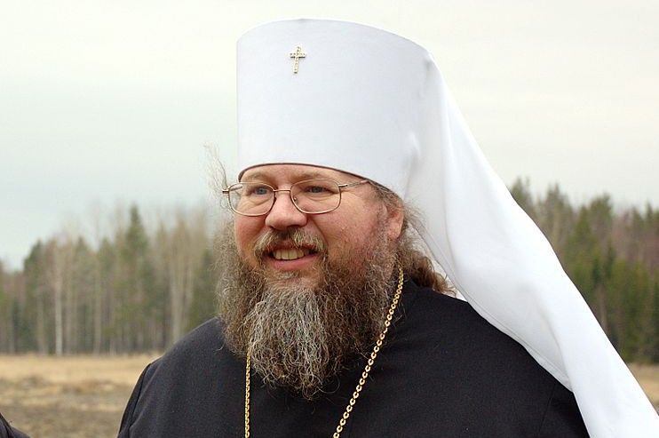 Митрополит Иона (Паффхаузен): Я перешел в православие в магазине хиппи и выбрал храм по справочнику