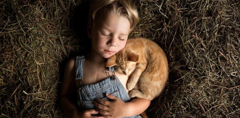 С младенчества в хлеву. Почему дети фермеров страдают аллергией в три раза реже