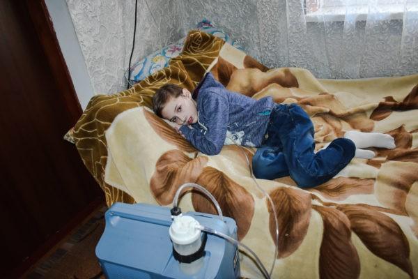 Помогите Джуре Александру в борьбе с муковисцидозом
