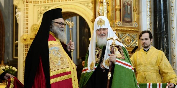 Патриарх Антиохийский призвал Поместные Церкви выступить против действий Константинополя на Украине