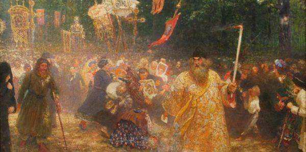 В Москве покажут картины Репина, которые привозили в Россию только раз