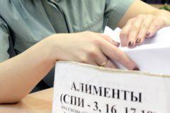 Минюст предложил ввести минимальный размер алиментов