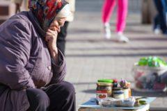 В России за пять лет стало на 4 миллиона больше бедных
