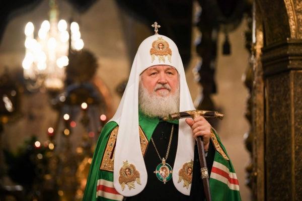 10 лет Предстояния. Священники – о Патриархе
