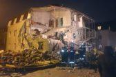 Взрыв бытового газа в Красноярске: 1 человек погиб, 12 спасены