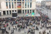 В Москве и Петербурге эвакуировали несколько тысяч человек из-за сообщений о минировании