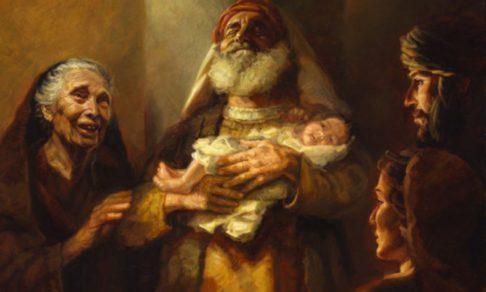 Симеон не сидел сложа руки. Что нужно делать, чтобы в конце жизни узнать Того Самого Младенца