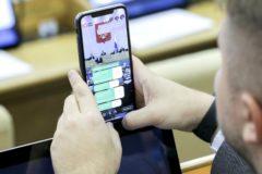 """Госдума приняла в первом чтении закон о """"суверенном интернете"""""""