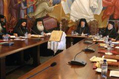 Кипрская Православная Церковь не признала новую церковь Украины
