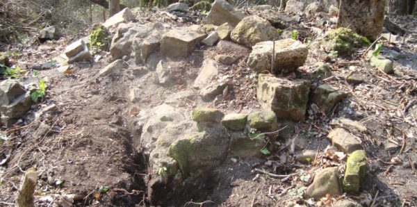 В Сочинском нацпарке нашли остатки средневекового христианского храма