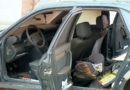 В Калуге сгорела машина с ребенком внутри. Мальчик погиб