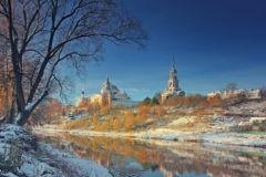 «Откуда в маленьком городе такие большие храмы?» Торжок православный