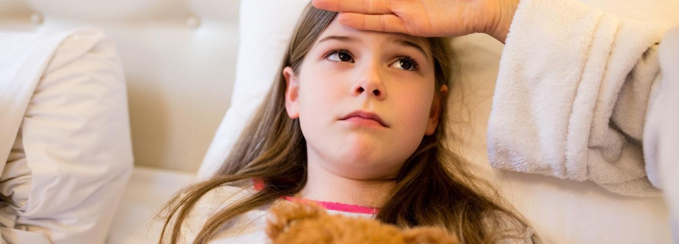 Опасна ли температура под 40°? Самые важные вопросы о лихорадке у ребенка