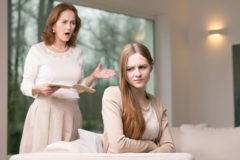 «Наша мама такая церковная – но это просто невозможно терпеть!» Девушка говорила это и плакала