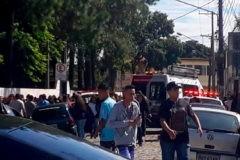В Бразилии подростки устроили стрельбу в школе: 7 погибших, 17 раненых
