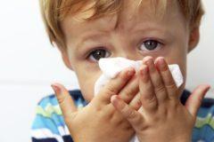 В Росстате рассказали, чем чаще всего болеют российские дети