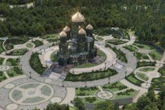 Президент перевел личные средства на главную икону для храма Вооруженных сил РФ
