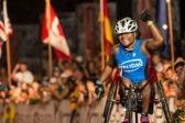 Впервые чемпионат Ironman преодолела женщина-колясочница. И это была я, парализованная…