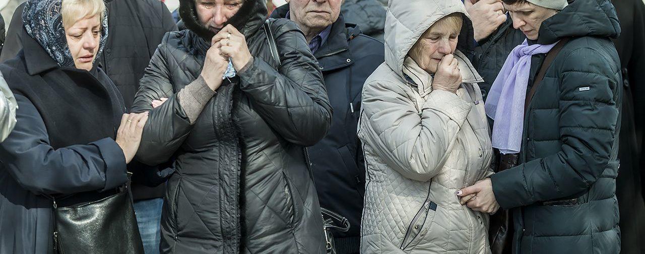 «Это горе обожгло весь город». Год со дня трагедии в «Зимней вишне»