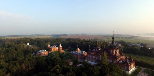 Строения Шамординского монастыря передали в собственность обители