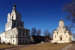 Русская Православная Церковь просит вернуть ей Спасо-Андроников монастырь