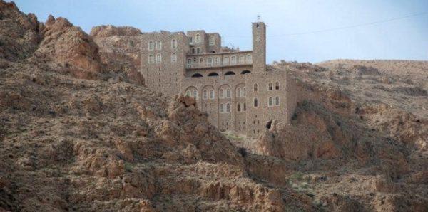 Сирия откроет туристический маршрут в древний монастырь святого Моисея Абиссинского