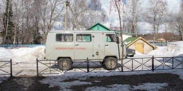 В Костромской области приставы за долги районной администрации арестовали автомобили дома престарелых