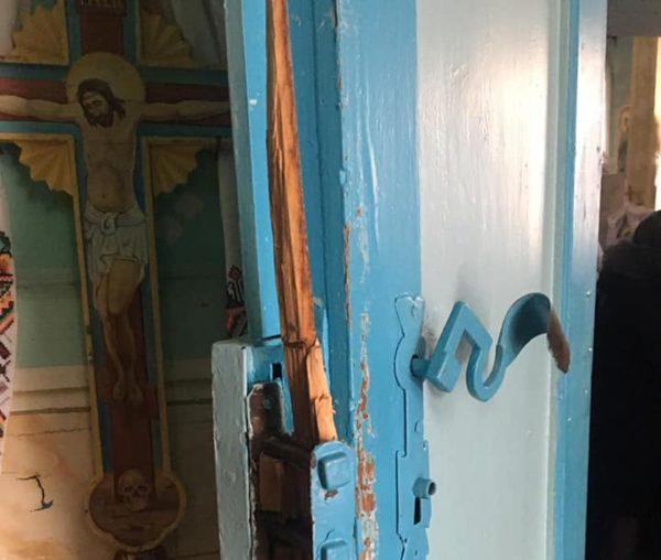 В УПЦ сообщили об участии госчиновников в захвате храмов в трех областях