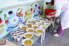 В России ужесточат контроль за питанием в больницах, школах и детских садах