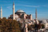 Президент Турции предложил превратить собор Святой Софии в мечеть