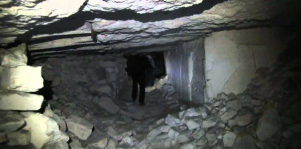 В Крыму спасли мужчину, который четыре дня провел под землей в каменоломнях