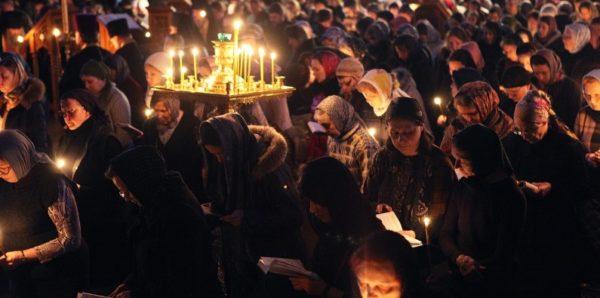 В Православной Церкви начался Великий пост