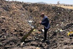 Трое россиян погибли в авиакатастрофе в Эфиопии
